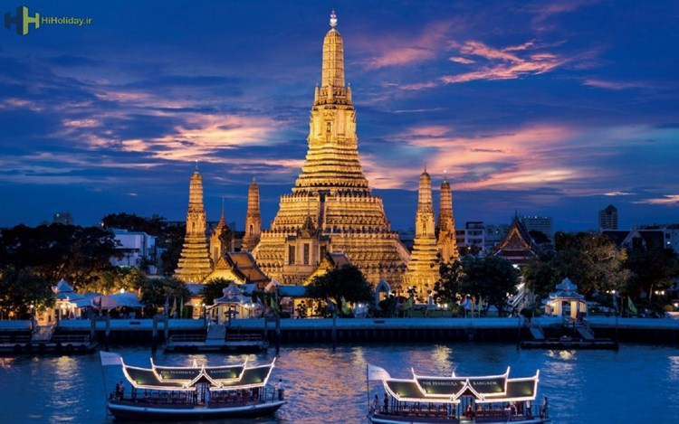 درباره تایلند و بهترین زمان سفر همراه با تورهای متنوع