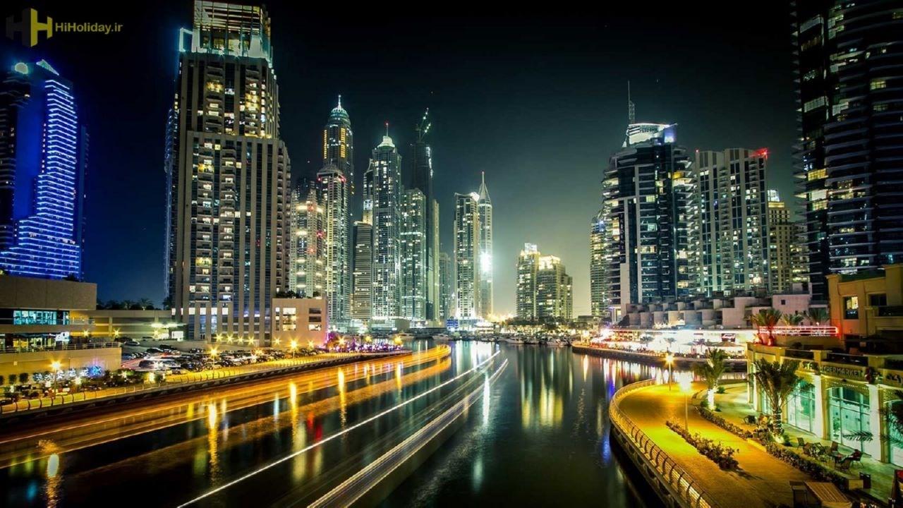 15 جاذبه ی مهم گردشگری دبی