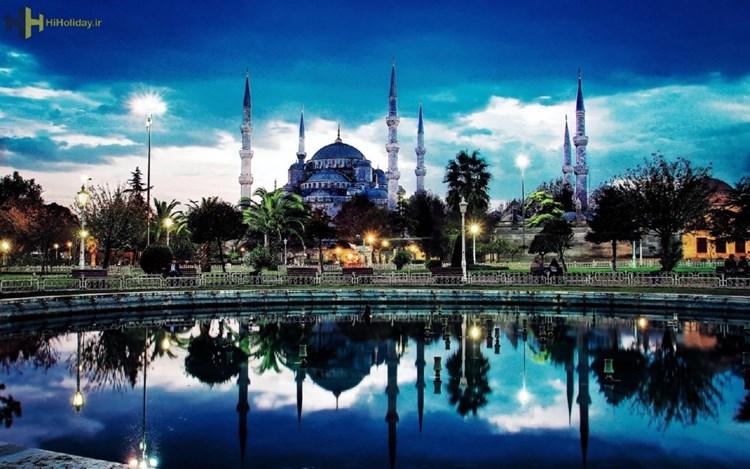مهم ترین جاذبه های گردشگری استانبول