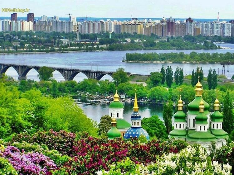 اکراین دومین کشور پهناور اروپا را بهتر بشناسیم