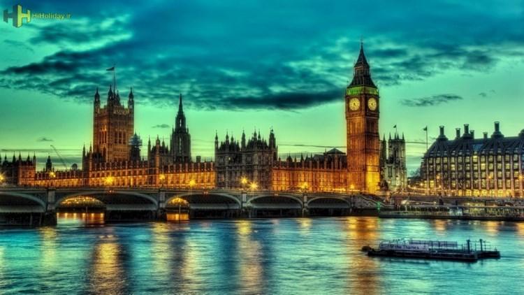 تصاویر زیبا از 50 شهر جهان