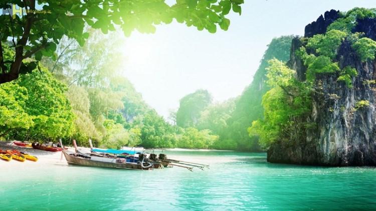 30 منظره شگفت انگیز از جاذبه های گردشگری جهان
