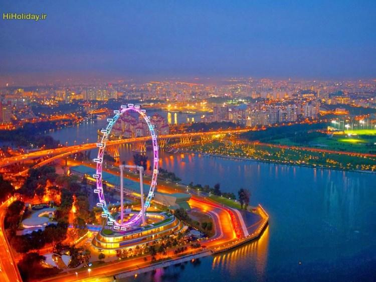 10 تجربه متفاوت در تور سنگاپور