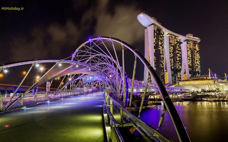 گشت تصویری در میان جاذبه های گردشگری سنگاپور