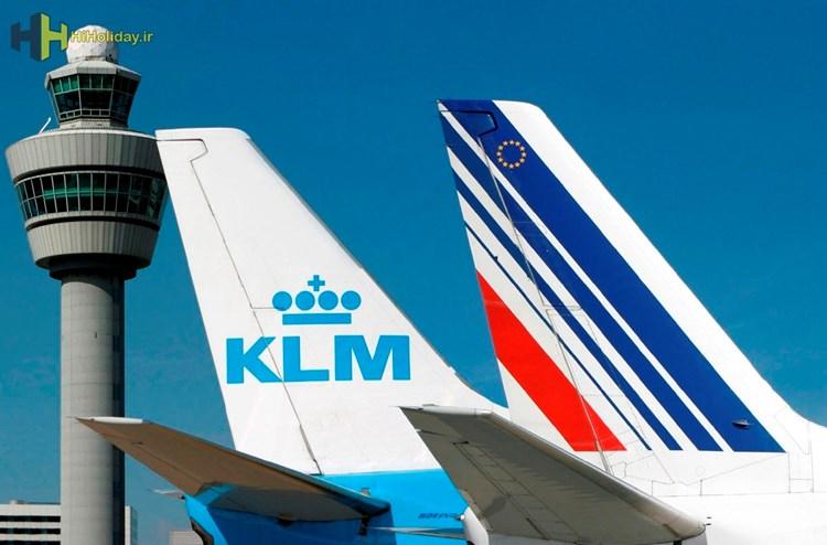 آغاز پروازهای AirFrance,KLM و British airway از فروردین ۹۵