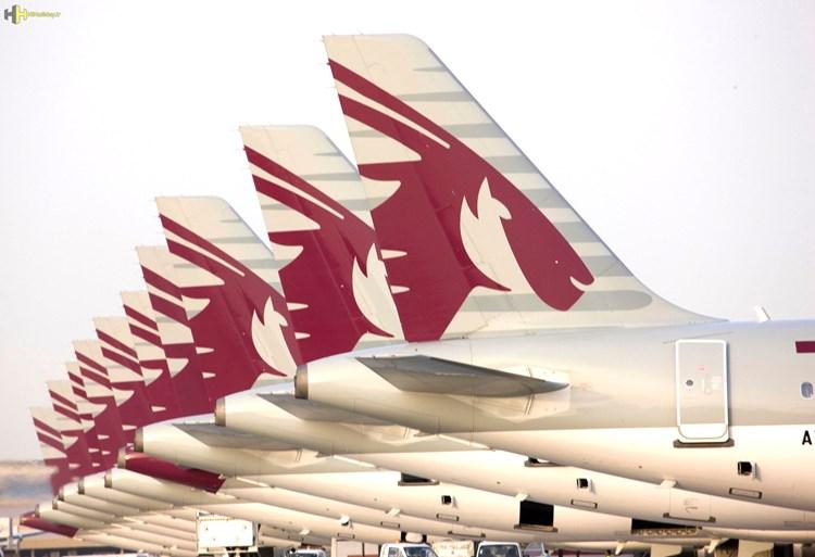 بار همراه مسافر- قطر ایرلاین