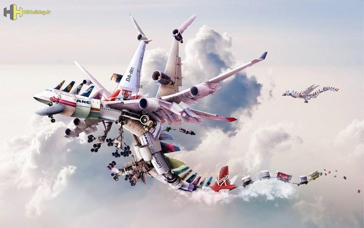 تاخیرهای پروازی 14شرکت هواپیمایی