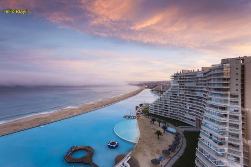 هتل SAN ALFONSO DEL MAR-شیلی