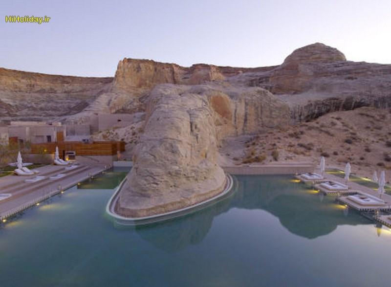 هتل AMANGIRI-UTAH