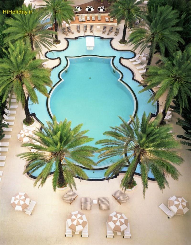 هتل RALEIGH-میامی-فلوریدا