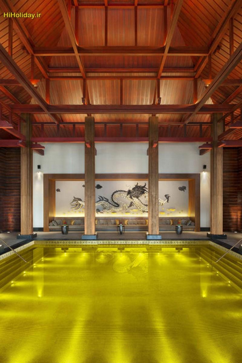 هتل ST.REGIS LHASA-تبت