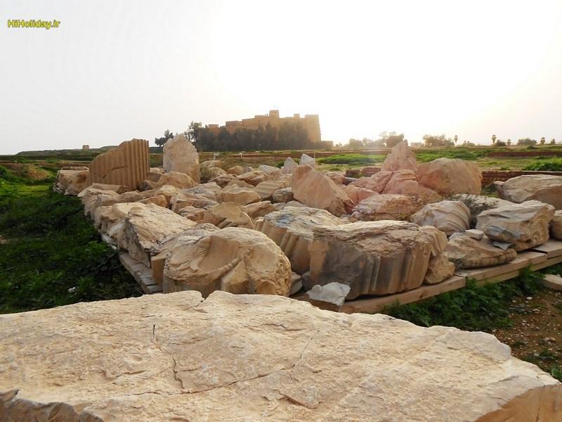 کاخ آپادانا در شوش