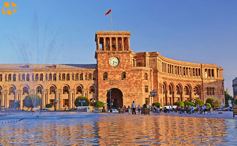 تور ترکیبی ارمنستان