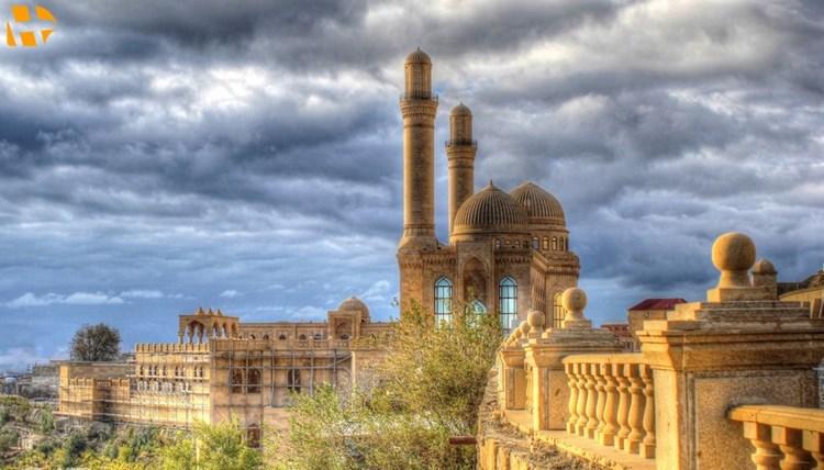 جاذبه های گردشگری آذربایجان در بافت قدیم باکو