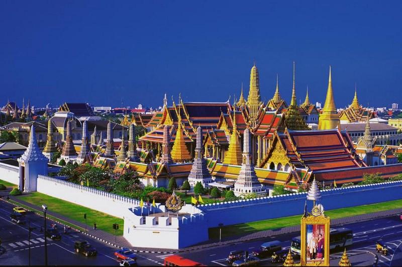 کاخ بزرگ بانکوک Grand Palace