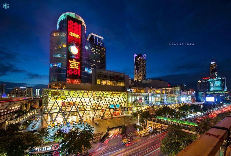 مرکز خرید Central World