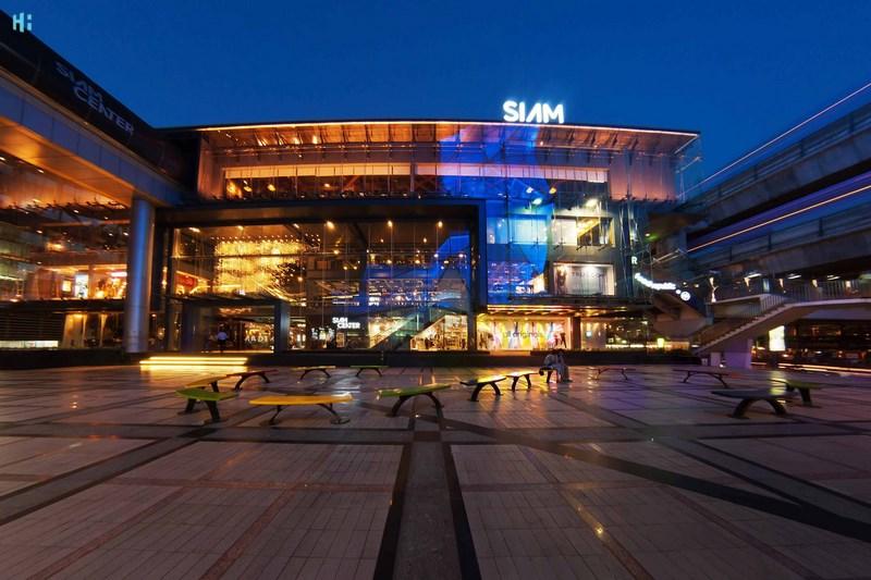 مرکز خرید Siam Center