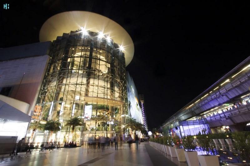 مرکز خرید Siam Paragon