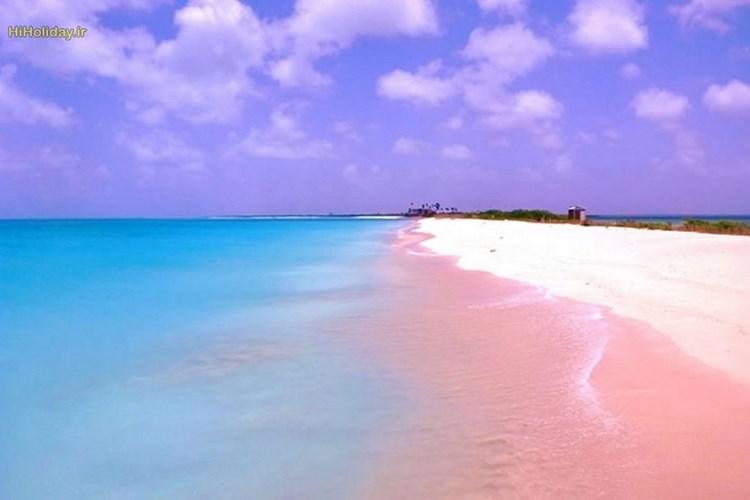 عجيب ترين سواحل جهان
