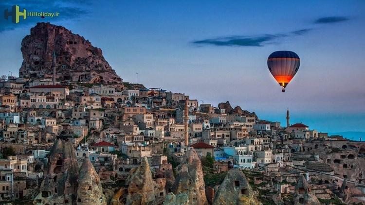 با کاپادوکیا سرزمین عجایب ترکیه بیشتر آشنا شویم