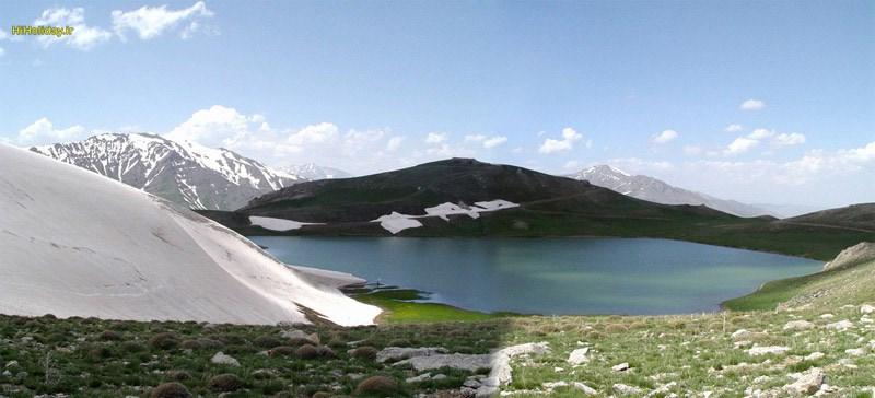 کوه دالامپر ارومیه