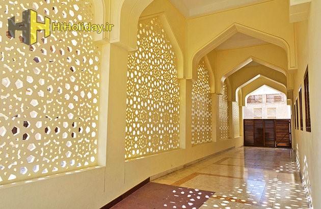 مسجد BASTAKIA