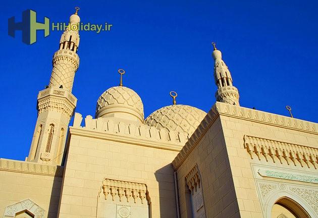 مسجد JUMEIRAH