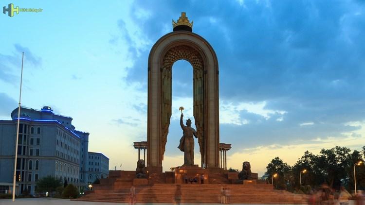 با دوشنبه پایتخت تاجیکستان بیشتر آشنا شویم
