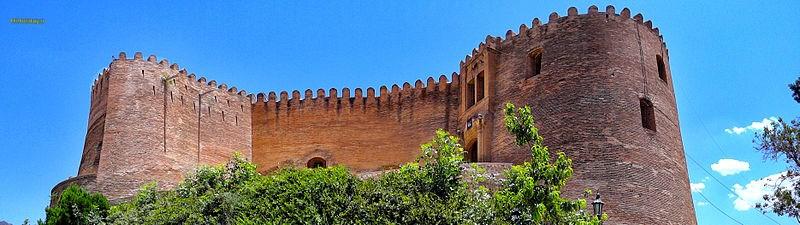 تاریخچه قلعه فلک الافلاک