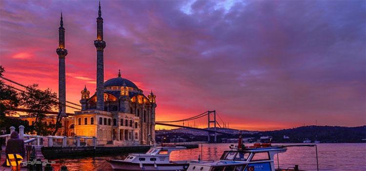 عکس استانبول