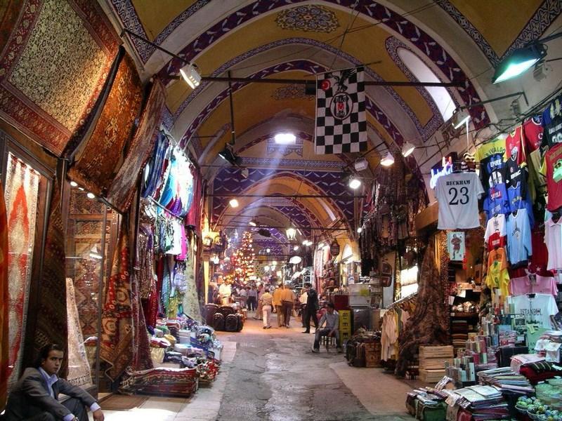 بازار بزرگ استانبول Grand Bazaar