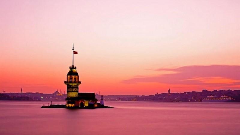 استانبول یا قسطنطنیه، مهم ترین شهر ترکیه
