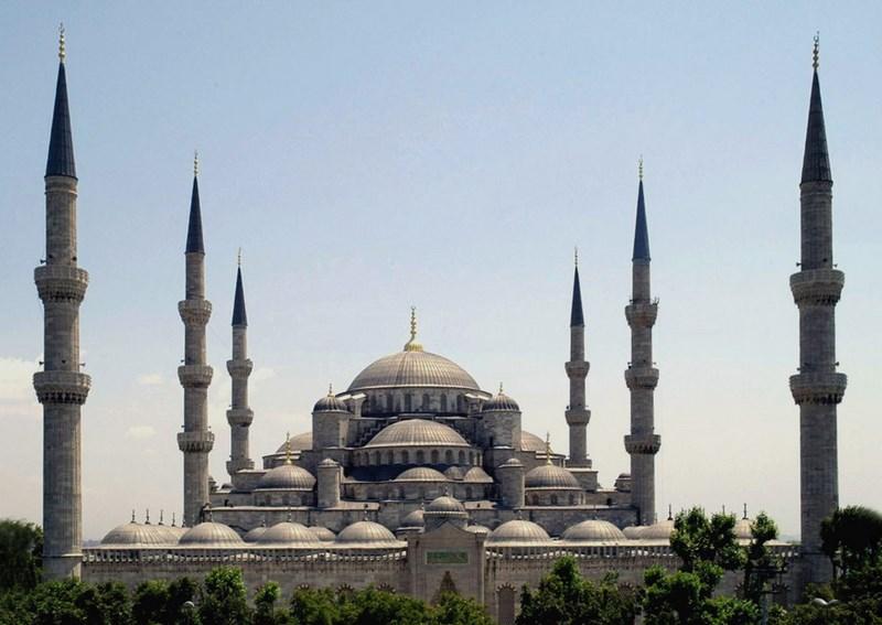 مسجد آبی   Blue Mosque