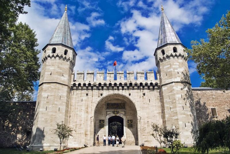 کاخ توپکاپی Topkapi Palace