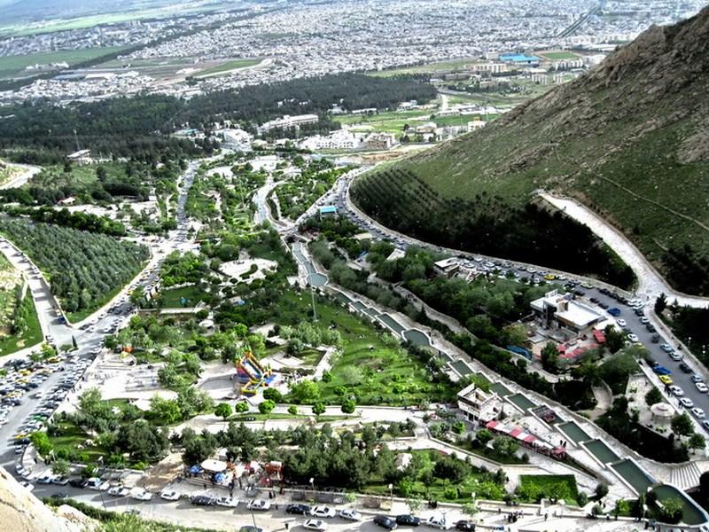 پارک تفریحی کرمانشاه