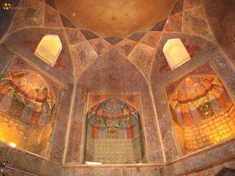 کاخ خورشید کلات مشهد