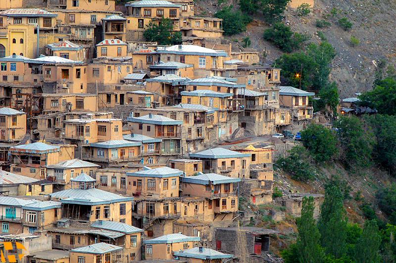مشهد روستای کنگ
