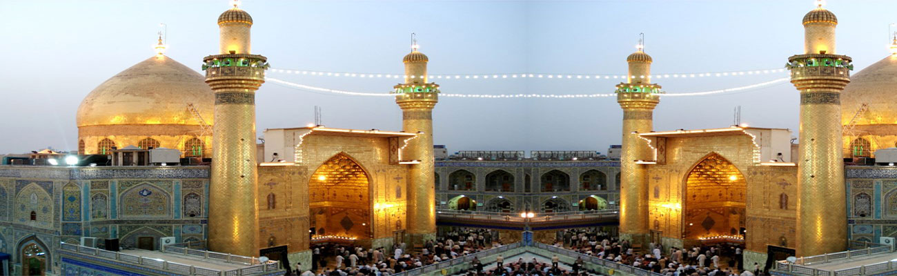 مسجد صافی الصفا نجف