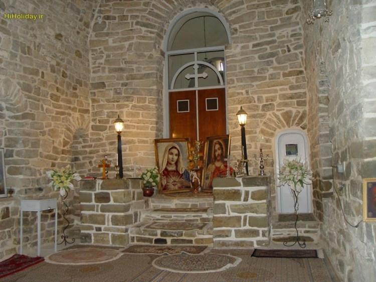 کلیسای سیر ارومیه را بهتر بشناسیم