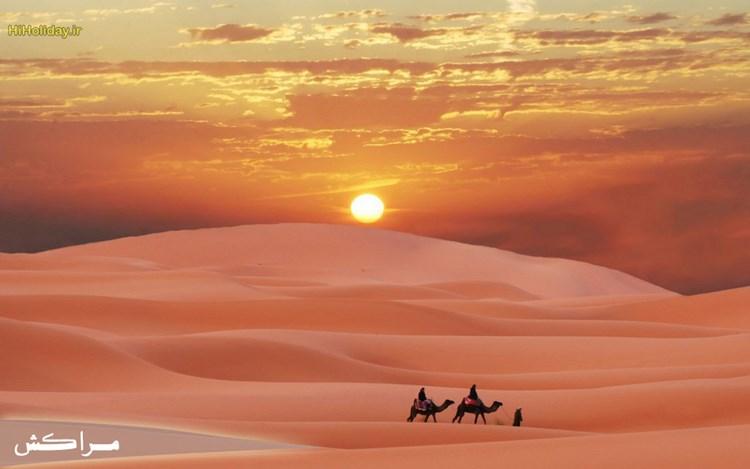جاذبه های تور مراکش سرزمین شگفتی ها