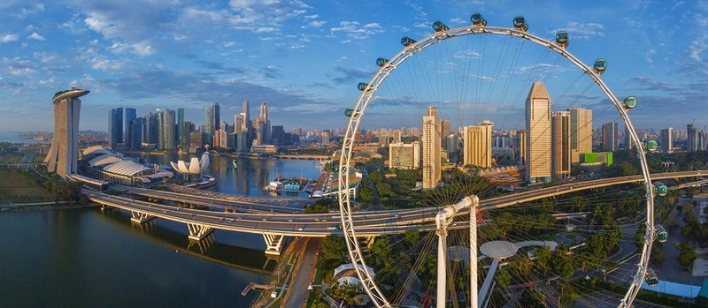 سنگاپور فلایر  Singapore Flyer