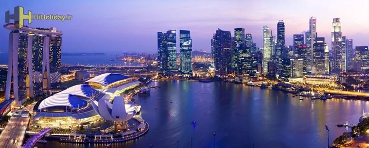 چه کنیم تا نهایت لذت را از سفر به سنگاپور ببریم