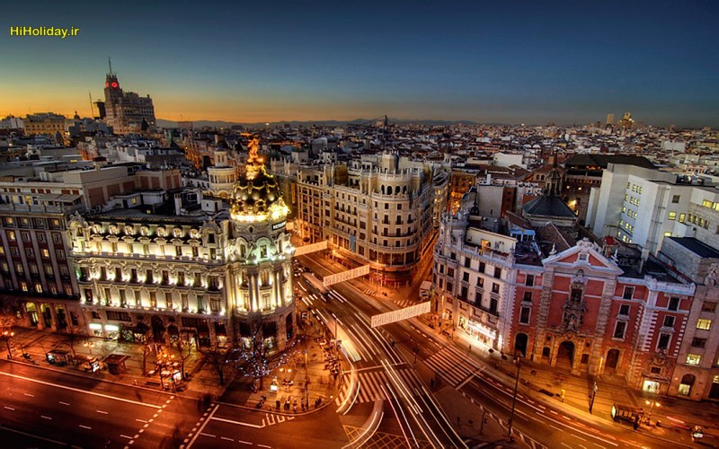 مادرید-اسپانیا