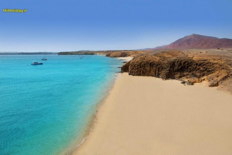 جزیره Lanzarote