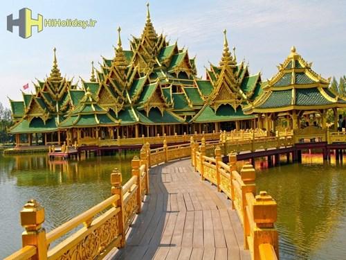 جذاب ترین معابد تایلند