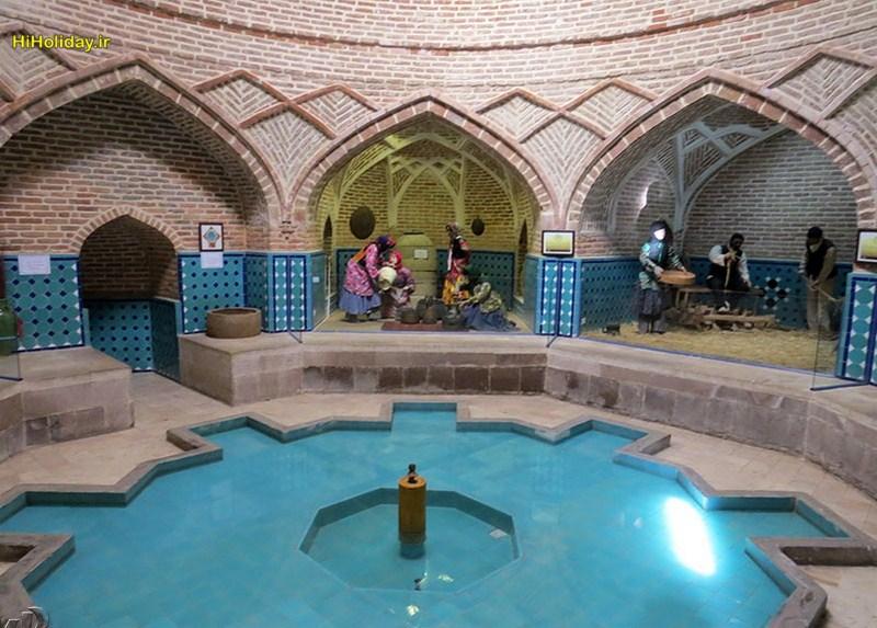 حمام قاجاریه قزوین