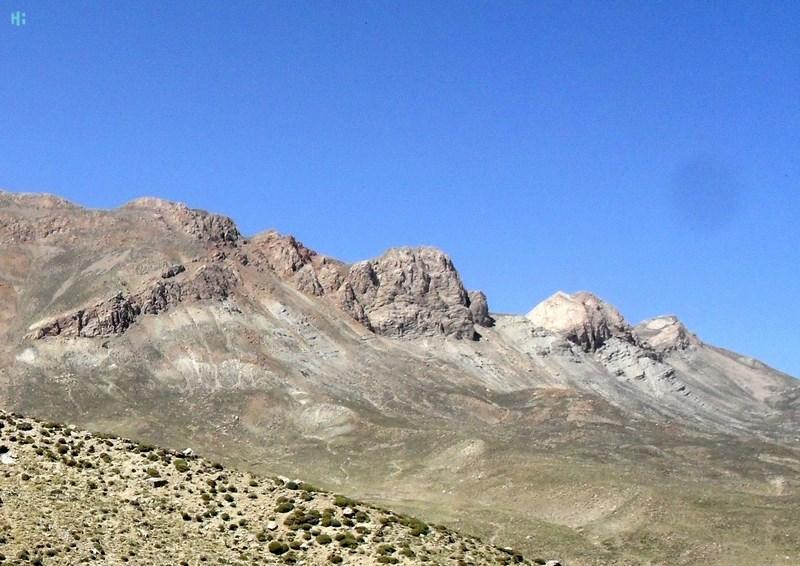 کوه بینالود، غرب مشهد، خراسان رضوی