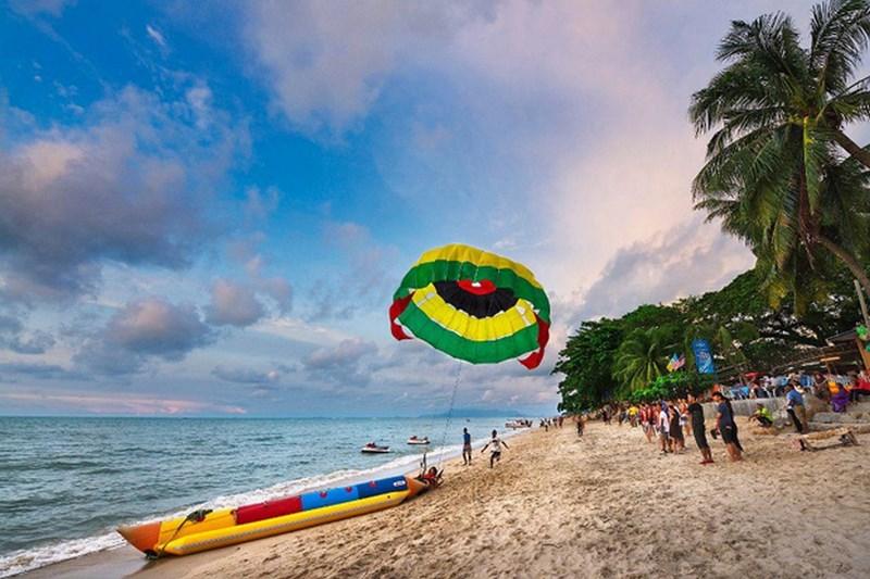 سواحل پنانگ Penang Beaches