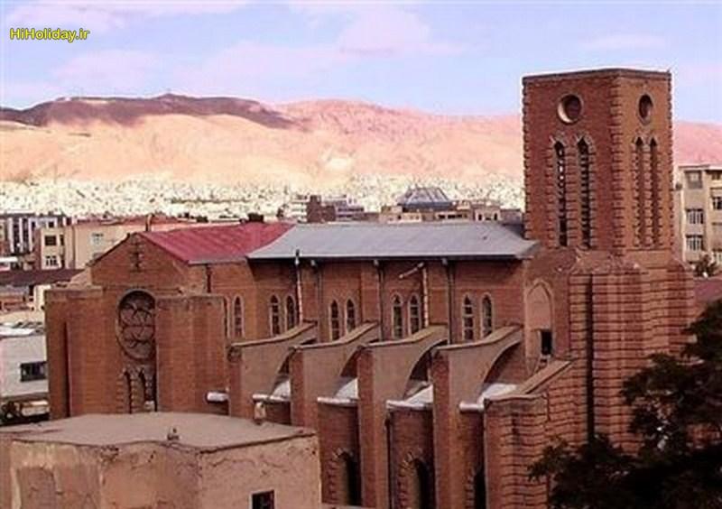 کلیسای کاتولیکهای تبریز