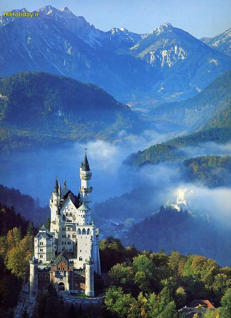 جاذبه های گردشگری جهان